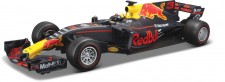 Bburago 18002R Renault RB13 F1 No.3 Red Bull Racing