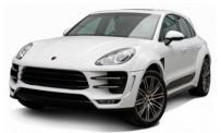 Bburago 21077W Porsche Macan weiß