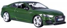 Bburago 21090GR Audi RS5 Coupe grün