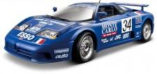 Bburago 28010 Bugatti EB110 Le Mans Race 1984
