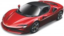 Bburago 56018R Ferrari SF90 Stradale rot
