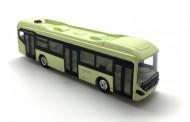 Holland oto 3-300079 Volvo 7900 Stadtbus grün