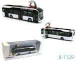 Holland oto 8-1129 Volvo 7900 Electric Hybrid weiß