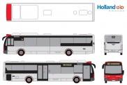 Holland oto 8-1133-7622 VDL Citea LLE Rheinbahn Düsseldorf