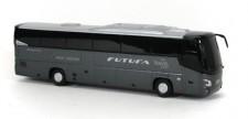 Holland oto 8-1149 VDL Futura Reisebus graumet.