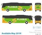 Holland oto 8-1181 VDL Futura Flixbus Köln