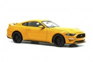 DM Diecast Masters 61001 Ford Mustang 2019 Orange Fury (LHD)