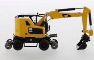 DM Diecast Masters 85612 Cat M323F Rail / Zweiwegebagger