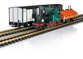 LGB 29050 LGB Güterzug-Set 4-tlg Ep.4