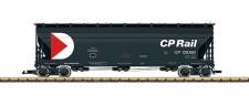 LGB 43821 CP Rail Schüttgutwagen 4-achs Ep.5