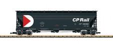 LGB 43822 CP Rail Schüttgutwagen 4-achs Ep.5