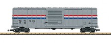 LGB 44931 Amtrak Materialwagen 4-achs Ep.4