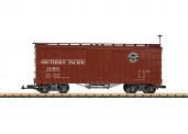 LGB 48671 SP gedeckter Güterwagen 4-achs Ep.3