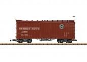 LGB 48672 SP gedeckter Güterwagen 4-achs Ep.3