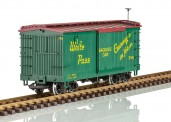 LGB 48675 WP&Y RR gedeckter Güterwagen 4-achs Ep.6