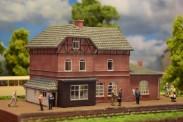 LOEWE 1001 Empfangsgebäude