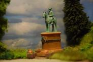 LOEWE 1008 Historisches Reiterdenkmal
