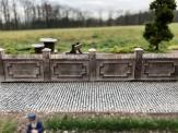 LOEWE 1014 Friedhofsmauer Set B