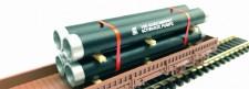LOEWE 2082 Ladegut Stahlröhren VEB Schwarze Pumpe