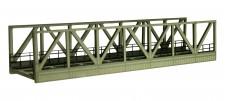 LOEWE 3002 Kastenbrücke eingleisig 165 mm