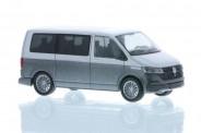 Rietze 11670 VW T6.1 Bus KR reflexsilbe/starlight blu