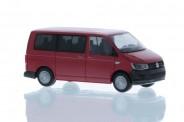 Rietze 11684 VW T6 Bus KR kirschrot