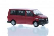 Rietze 11686 VW T6.1 Bus KR kirschrot