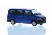 Rietze 11688 VW T6 Bus KR ravennablau