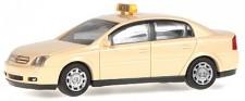 Rietze 31207 Opel Vectra Lim. Taxi creme