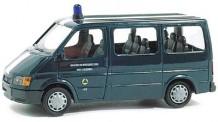 Rietze 50723 Ford Transit Bus Zivilschutz B