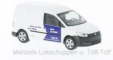 Rietze 52910 VW Caddy Kasten THW