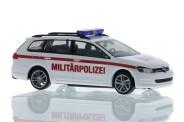 Rietze 53316 VW Golf 7 Variant Militärpolizei (A)
