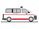 Rietze 53413 VW T5 GP Bus KR FD DB Notfallmanagment