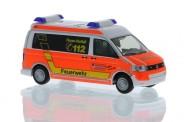 Rietze 53451 VW T5 Bus´10 FW Remscheid