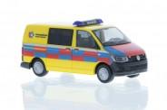 Rietze 53718 VW T6 Halbbus Rettungsdienst Märkisch-Od