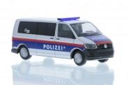 Rietze 53740 VW T6 Bus LR Polizei (A)
