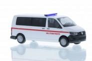 Rietze 53751 VW T6 Bus LR Militärstreife (A)
