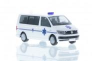 Rietze 53799 VW T6 Bus Ambulance arf France