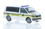Rietze 53819 VW T6 Bus KR Zoll (LU)