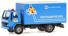 Rietze 60619 Iveco EuroCargo Koffer Croix Rouge F