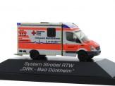 Rietze 61716 MB Sprinter Strobel-RTW DRK Bad Dürkheim