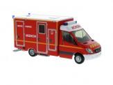 Rietze 61786 MB Sprinter WAS-RTW Sapeurs Pompiers