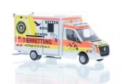 Rietze 61959 VW Crafter WAS-RTW Dogman Tierhilfe Lev