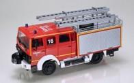 Rietze 71217-16 Magirus MK LF16 TS FW Düsseldorf Garath