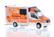 Rietze 76207 MB Sprinter WAS-RTW ASB Frankfurt/Main