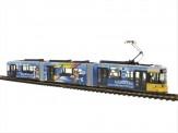 Rietze STRA01012 Adtranz GT6 BVG - Spee