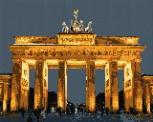 mini Pixel 10017 Fertigbild Brandenburger Tor (66,6x53,2