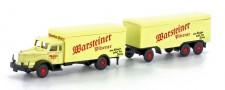 Lemke Minis 3317 Krupp Titan Koffer-HZ Warsteiner