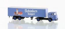 Lemke Minis 3622 Büssing LU11-16 Koffer-SZ Schinkenhäger