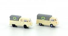 Lemke Minis 3899 VW T2 Bus 2-tlg Postbräu Set